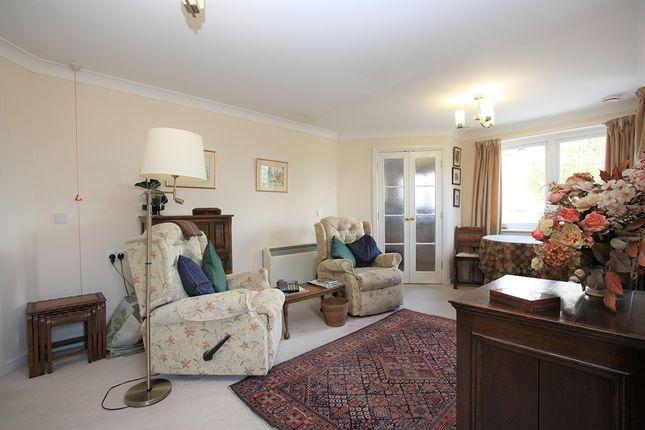 Flat for sale in Cobbett Court, Hammond Close, Highworth