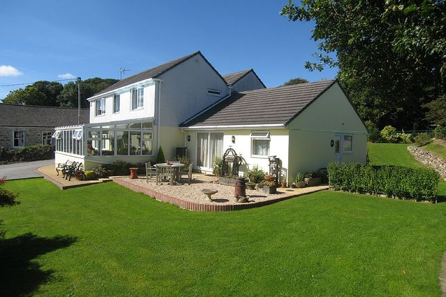 Thumbnail Detached house for sale in Chapel Hill, Polgooth, St. Austell, Cornwall