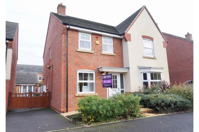 Thumbnail Detached house for sale in Elmwood Road, Telford