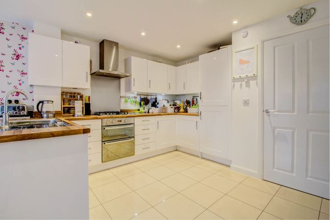 Thumbnail Detached house for sale in Barrosa Way, Whitehouse, Milton Keynes