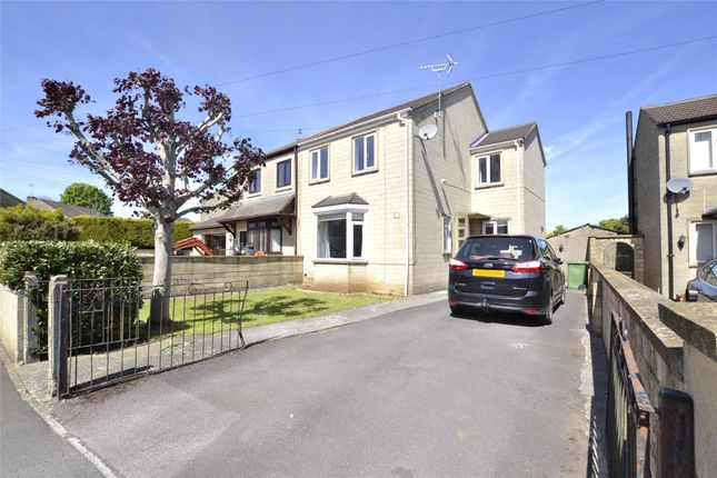 Thumbnail Semi-detached house for sale in Trinity Road, Bath, Somerset