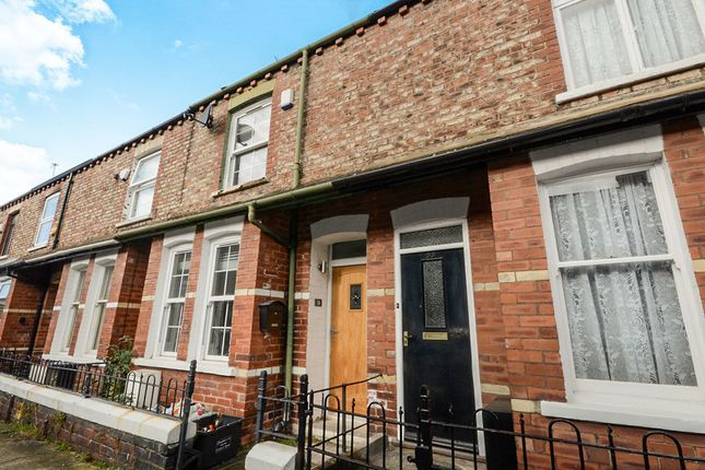 Thumbnail Terraced house to rent in Falsgrave Crescent, York