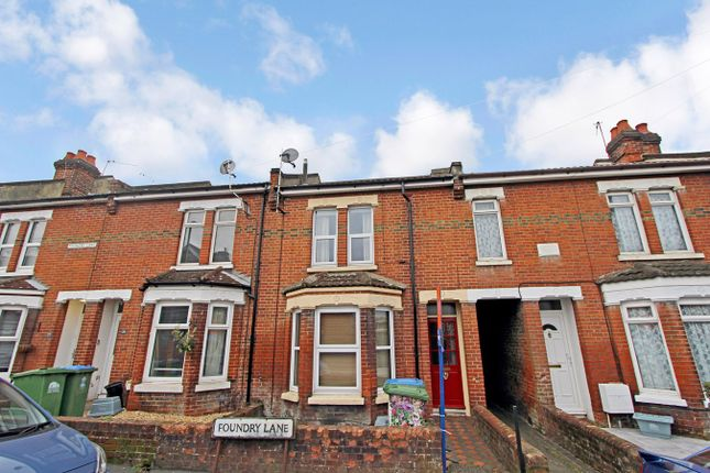 Thumbnail Terraced house for sale in Foundry Lane, Shirley, Southampton