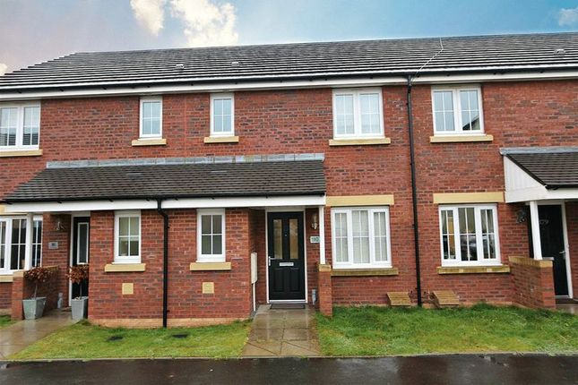 Thumbnail Terraced house to rent in Parc Panteg, Griffithstown, Pontypool