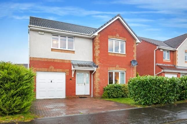 Thumbnail Detached house for sale in Drumfearn Place, Ruchill, Glasgow