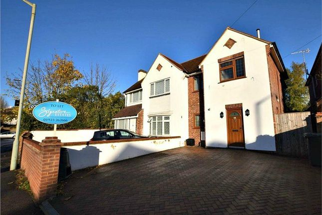 Thumbnail Semi-detached house for sale in Langley Lane, Abbots Langley