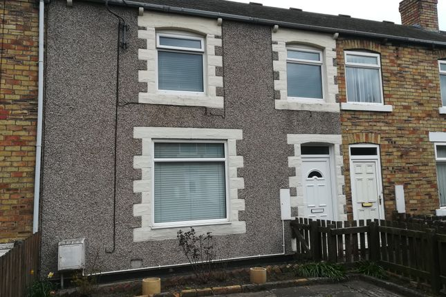 2 bed terraced house to rent in Katherine Street, Ashington NE63