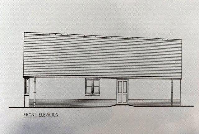 Thumbnail Detached bungalow for sale in Plot 4 The Dale, Land South Of Kilvelgy Park, Kilgetty, Pembrokeshire