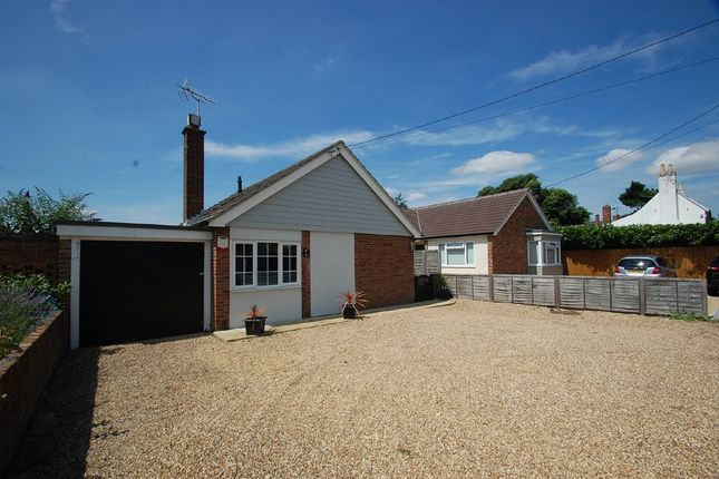 Thumbnail Detached bungalow for sale in Warren Lane, Stanway, Colchester