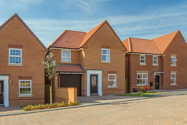 """3 bed detached house for sale in """"Abbeydale"""" at Tranby Park, Jenny Brough Lane, Hessle HU13"""
