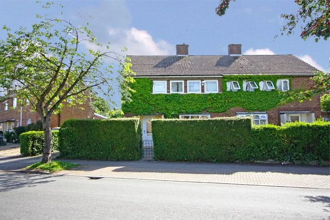 3 bed semi-detached house for sale in Norman Road, Newbold, Rugby, Warwickshire