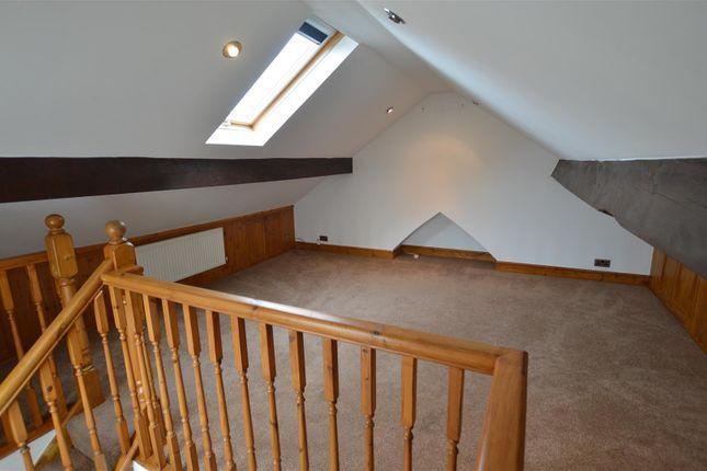 Second Floor-Loft Room