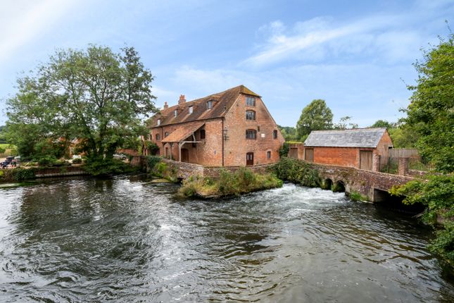 Thumbnail Detached house for sale in The Causeway, Romsey, Hampshire