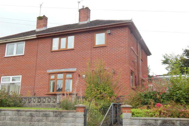 Thumbnail Property for sale in Fairview Road, Llangyfelach, Swansea