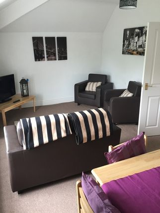 Thumbnail Flat to rent in Alexandra Road, Liverpool