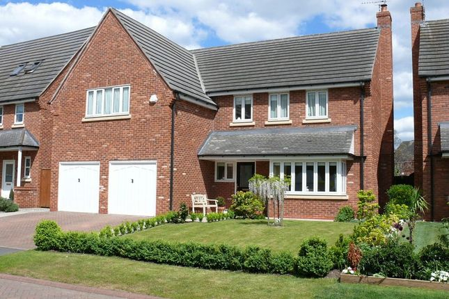 Thumbnail Property to rent in Chater Drive, Stapeley, Nantwich