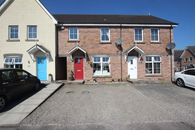 Thumbnail Terraced house for sale in Weavers Wood, Newtownabbey