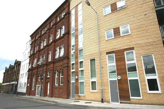 Thumbnail Flat for sale in 12-18 Marsh Street, Town Centre, Walsall