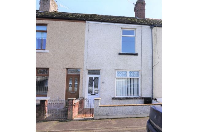 Thumbnail Terraced house for sale in Mainsgate Road, Millom