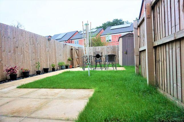 Rear Garden of Brookwood Way, Buckshaw Village, Chorley PR7