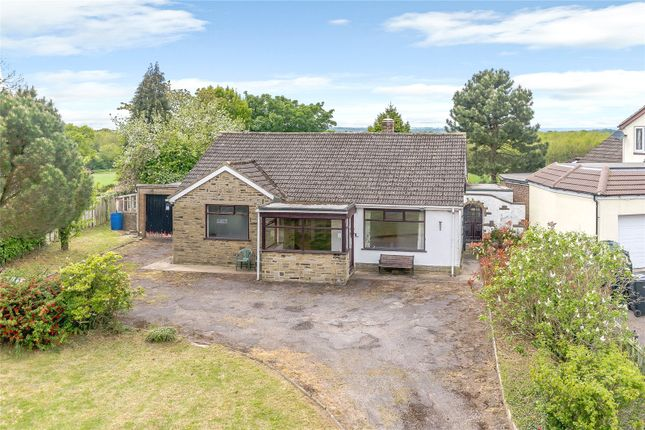 Thumbnail Detached bungalow for sale in Shortsill Lane, Flaxby, Knaresborough