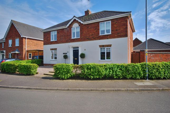 Thumbnail Detached house for sale in Tulip Fields, Whaplode, Spalding