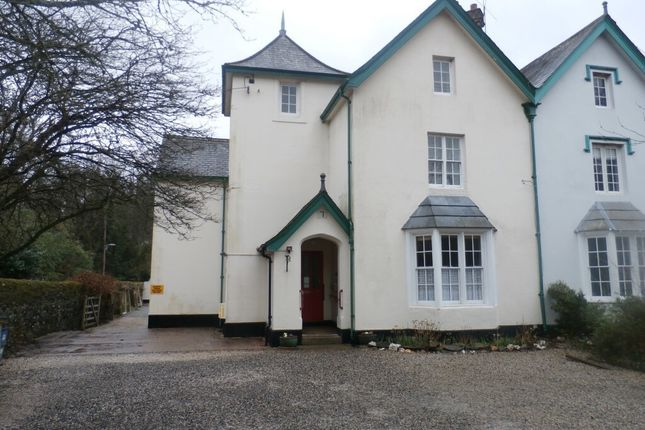 Thumbnail Flat to rent in Plymouth Road, Tavistock