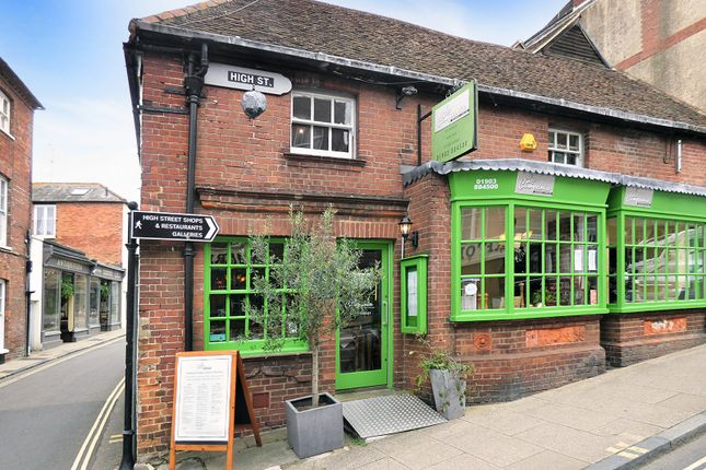 Thumbnail Commercial property to let in High Street, Arundel