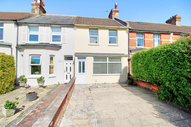 2 bed terraced house for sale in Willingdon Road, Eastbourne BN21