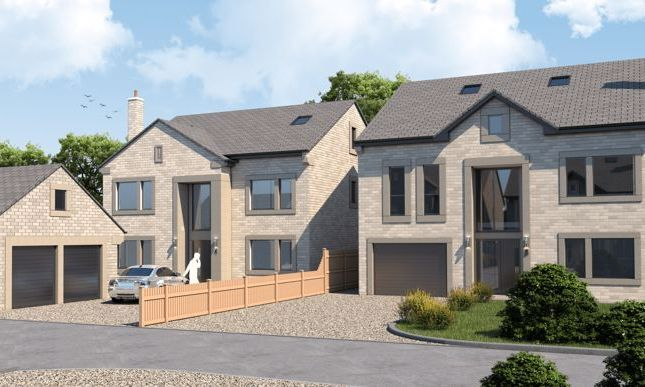 Thumbnail Detached house for sale in Starring Road, Littleborough