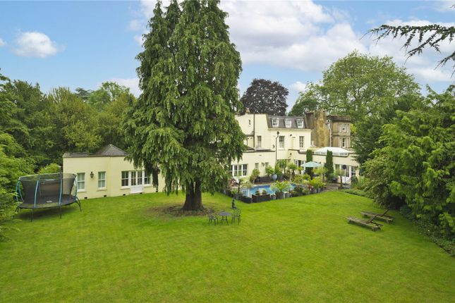 Thumbnail Detached house for sale in The Broadway, Laleham, Staines-Upon-Thames, Surrey