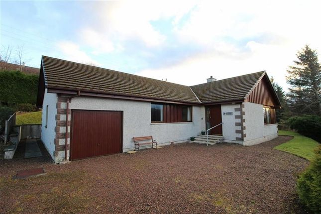 Thumbnail Detached bungalow for sale in Brackenbank, Braes, Ullapool