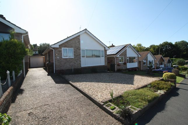 Thumbnail 2 bed detached bungalow to rent in Arundel Close, Alphington, Exeter