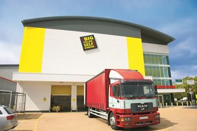 Photo 11 of Big Yellow Self Storage Swindon, Drakes Way, Swindon SN3