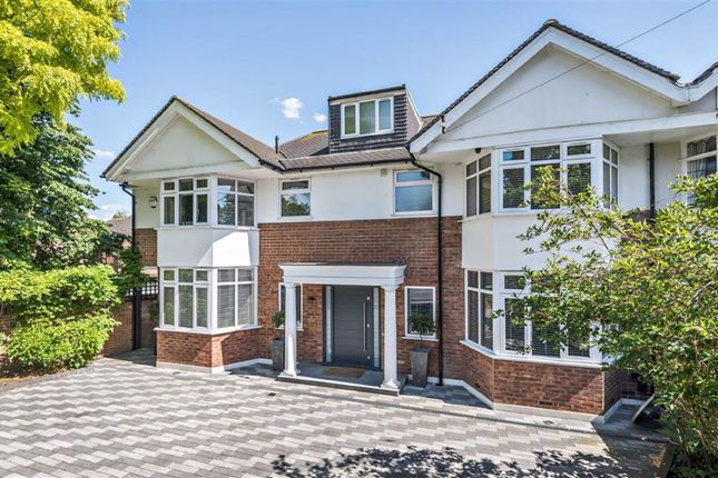 Thumbnail 5 bedroom semi-detached house for sale in Kingston Vale, Putney