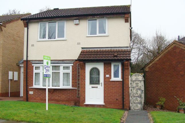 Thumbnail Detached house for sale in Rubery Lane, Birmingham