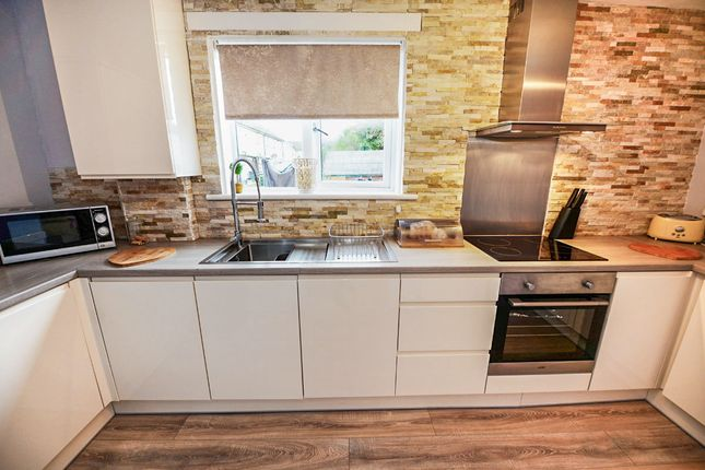 Kitchen of Roseberry Place, Hamilton, South Lanarkshire ML3