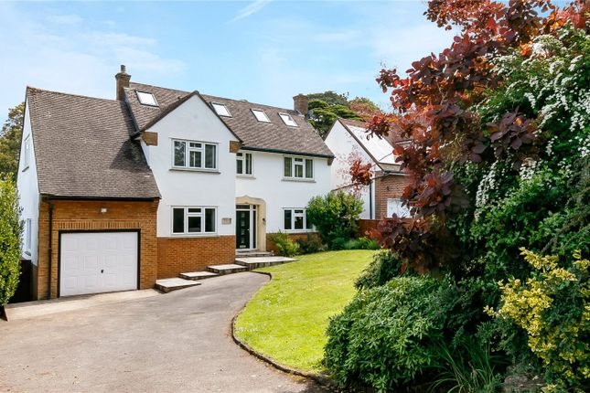 Thumbnail Detached house for sale in Knoll Hill, Bristol