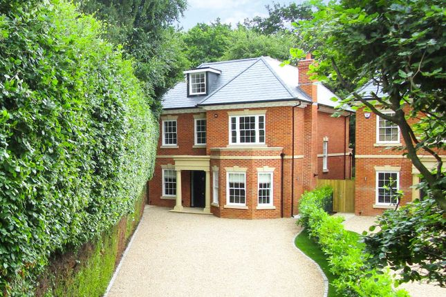 Thumbnail Detached house for sale in The Fairway, Weybridge, Surrey