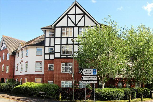 Thumbnail Flat for sale in Heathside Road, Woking