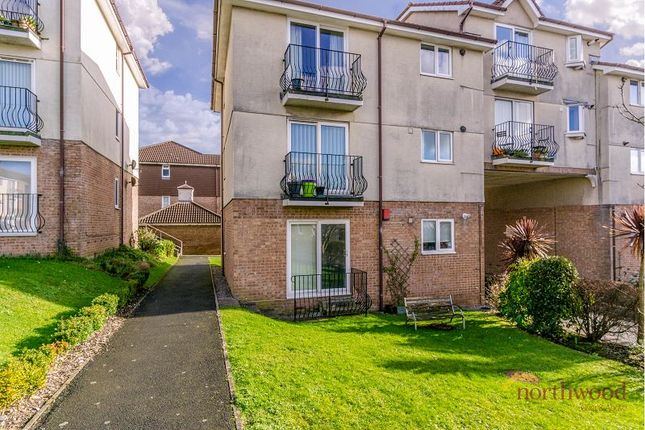 Thumbnail Flat for sale in White Friars Lane, Plymouth