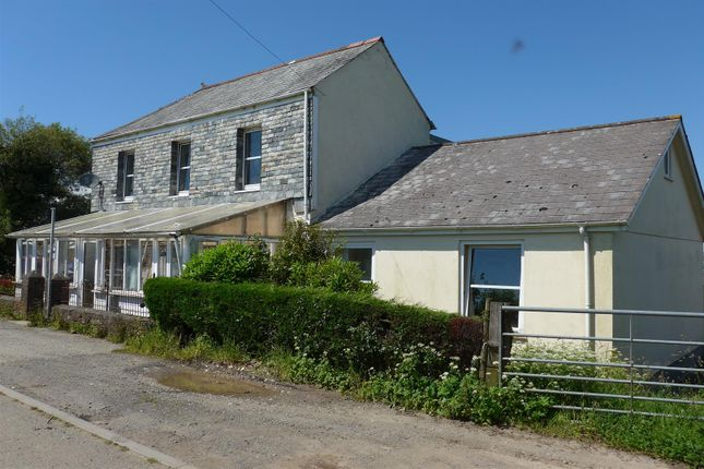 Thumbnail Cottage for sale in East Taphouse, Liskeard