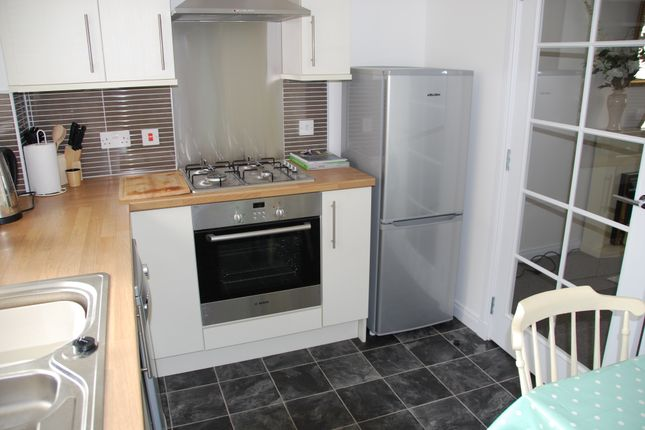 Thumbnail Flat to rent in Cypress Place, Inverness