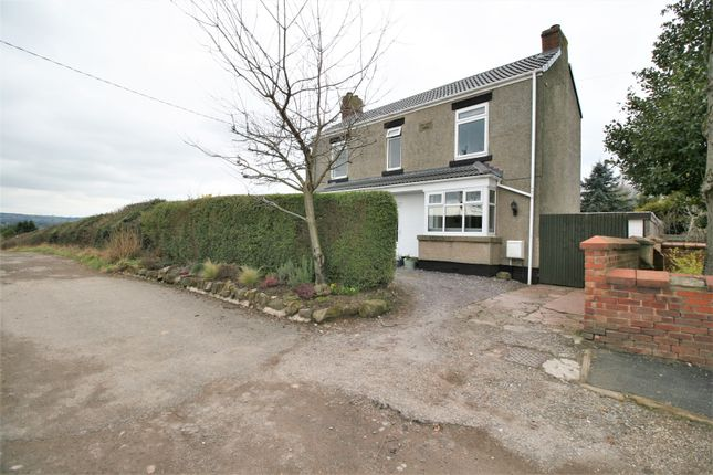 Thumbnail Detached house for sale in Gill Lane, Grassmoor, Chesterfield