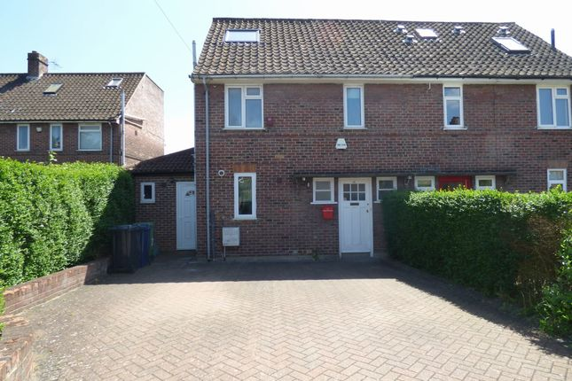 Thumbnail Property to rent in Howard Close, West Acton
