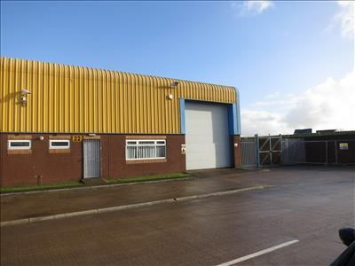 Thumbnail Light industrial to let in Unit 22, Trecenydd Business Park, Caerphilly
