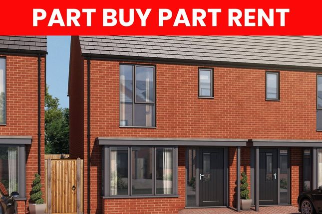 """3 bedroom terraced house for sale in """"The Collingwood."""" at Kingsway, Derby"""