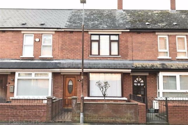 Thumbnail Terraced house to rent in 12 Rydelmere Street, Belfast