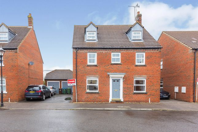 5 bed detached house for sale in Brimmers Way, Aylesbury HP19