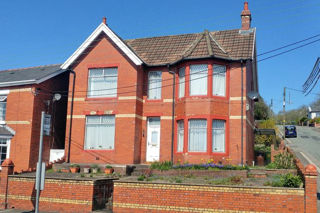 Thumbnail Detached house for sale in Pengam Road, Ystrad Mynach, Hengoed